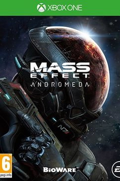 game xbox one andromeda andere