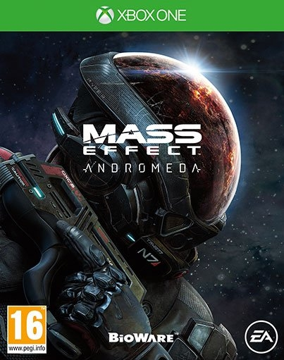 Microsoft Game XBOX ONE Andromeda online kopen op otto.nl