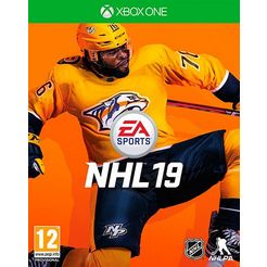 game xbox one nhl 19 multicolor