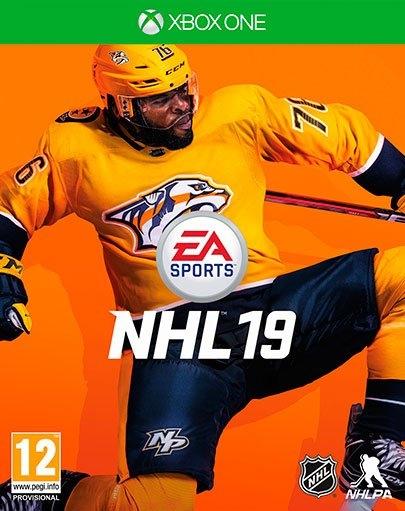 Microsoft Game XBOX ONE NHL 19 - gratis ruilen op otto.nl