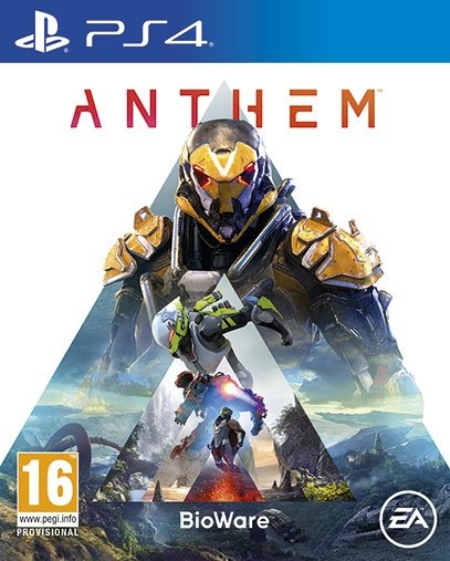 Playstation Game PS4 Anthem veilig op otto.nl kopen
