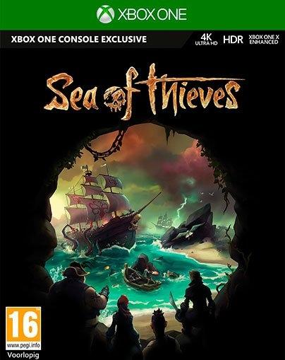 Op zoek naar een Microsoft Game XBOX ONE Sea of Thieves? Koop online bij OTTO