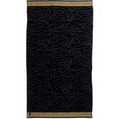 strandlaken »masai«, seahorse zwart