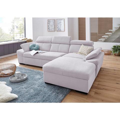 exxpo sofa fashion hoekbank, naar keuze met slaapfunctie