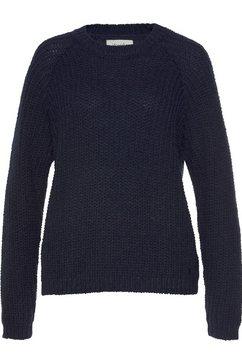 blendshe trui met ronde hals »usso« blauw