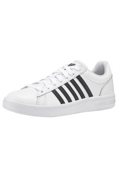 k-swiss sneakers »court winston w« wit