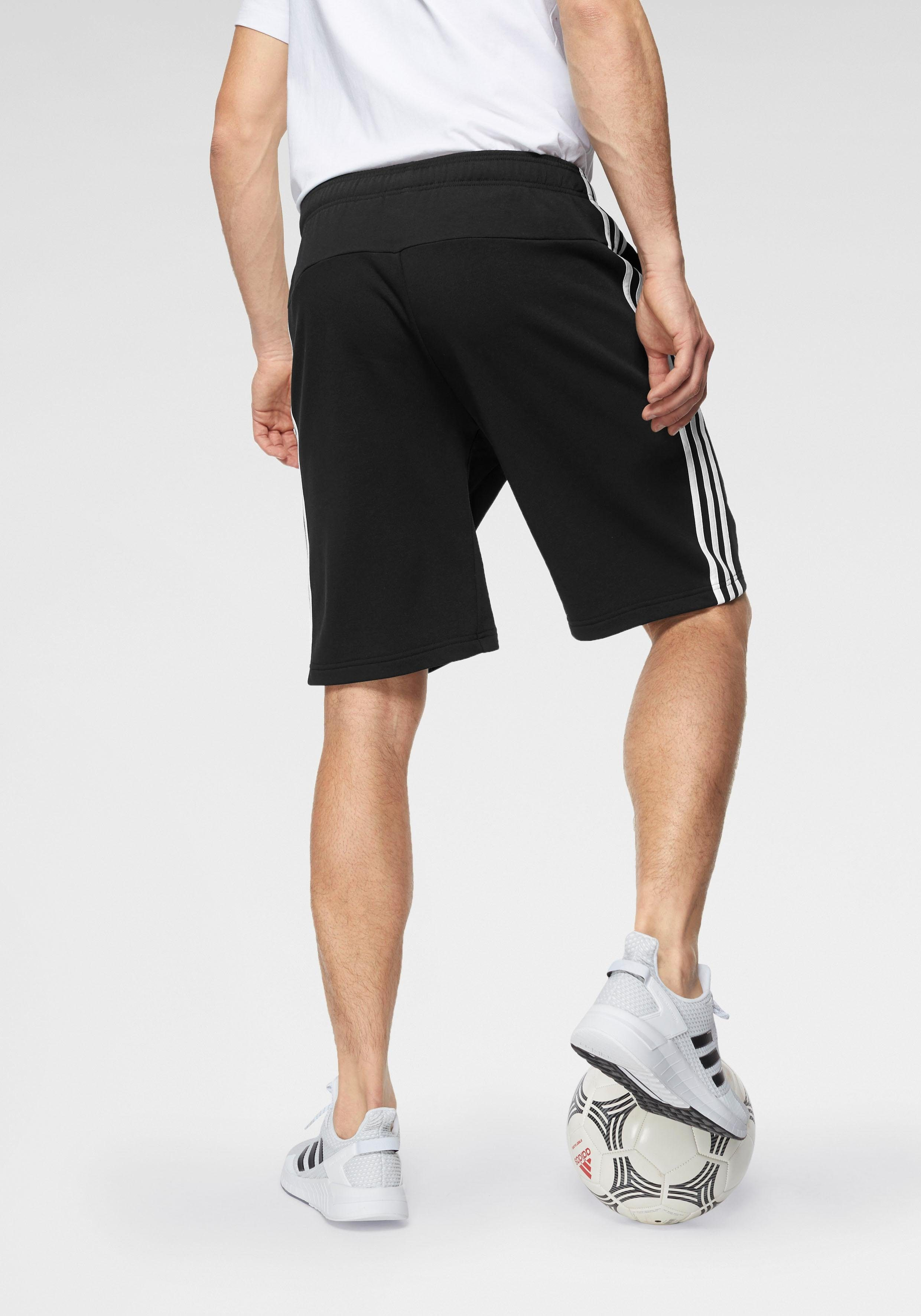 adidas short »E 3 STRIPES SHORT FT«