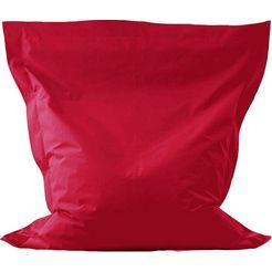 kayoom zitzak »idle time« rood