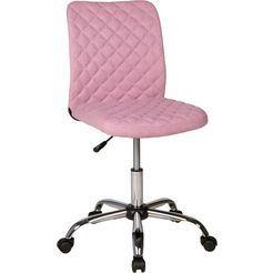 duo collection bureaustoel »milo« roze