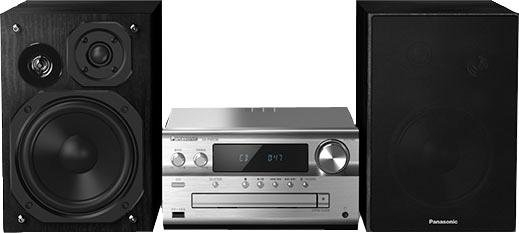 Panasonic »SC-PMX94EG« micro-hifi-set (bluetooth, digitale radio (DAB+), FM-tuner met RDS, 120 watt) goedkoop op otto.nl kopen