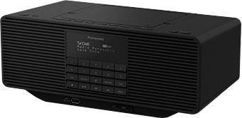 Panasonic RX-D70BTEG-K zwart