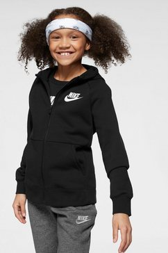 nike sportswear capuchonsweatvest »girls nike sportswear full zip«