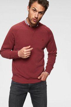 timberland sweatshirt rood