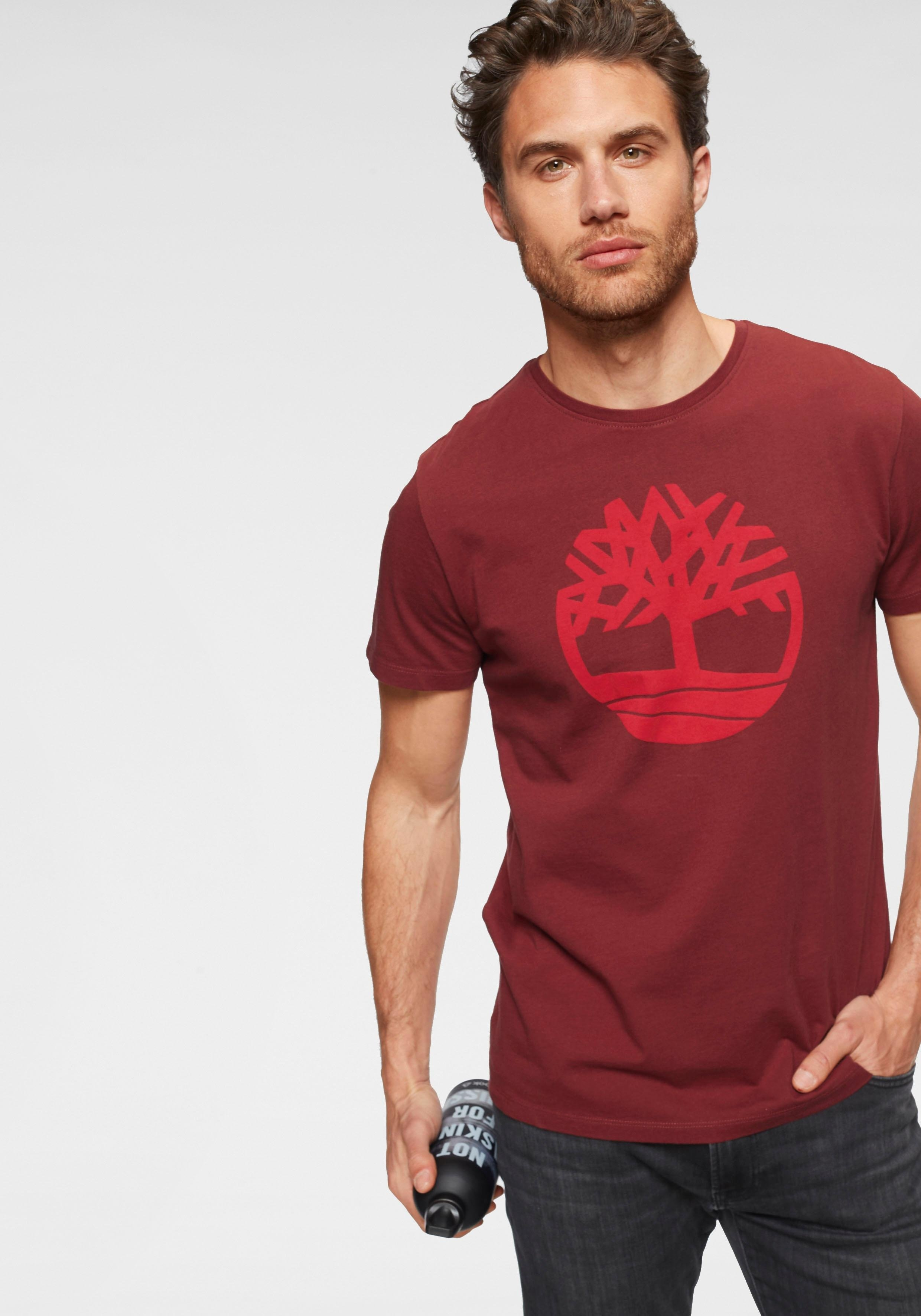 Timberland T-shirt bestellen: 14 dagen bedenktijd