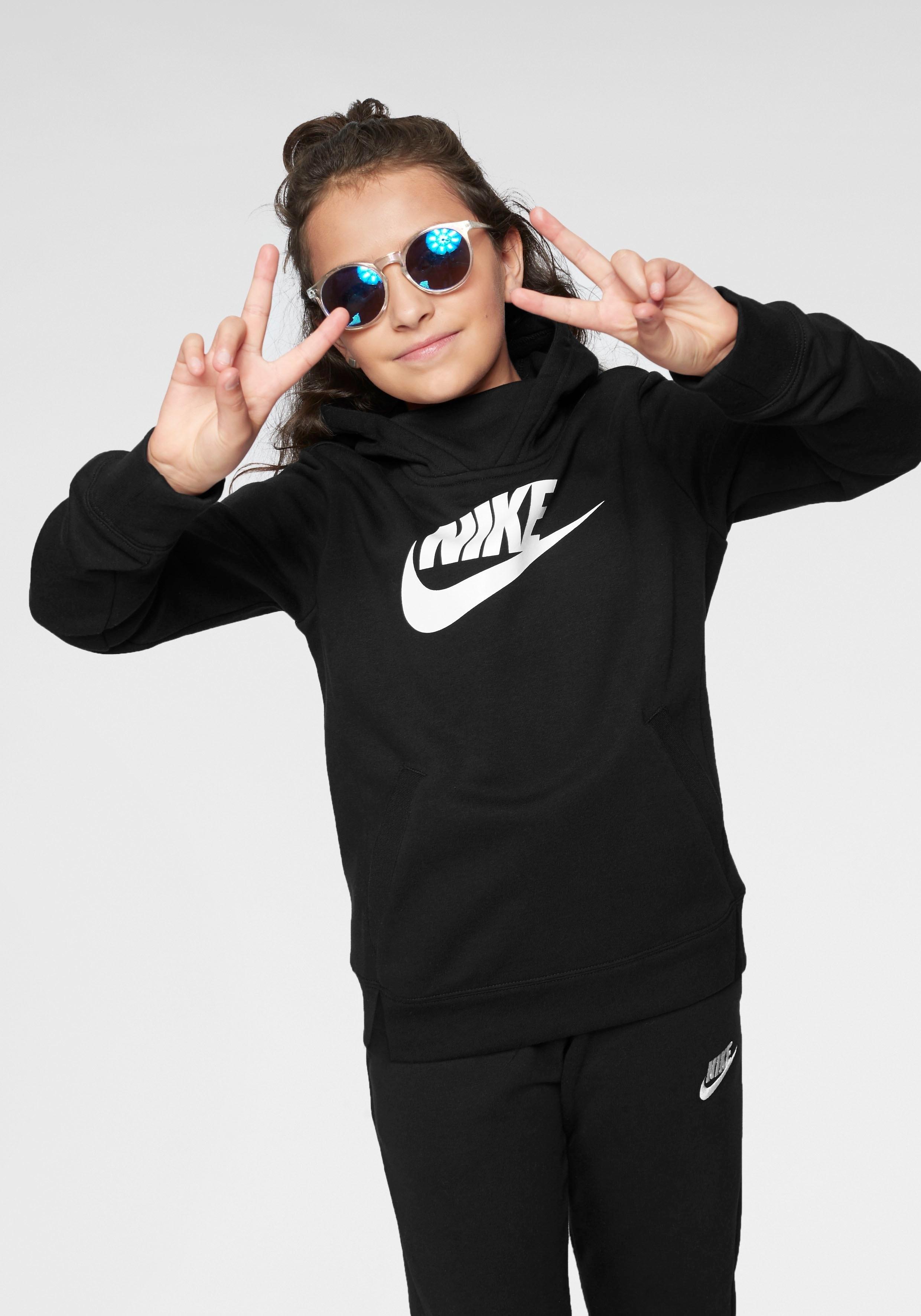 Nike Sportswear hoodie »GIRLS NIKE SPORTSWEAR PULLOVER« online kopen op otto.nl
