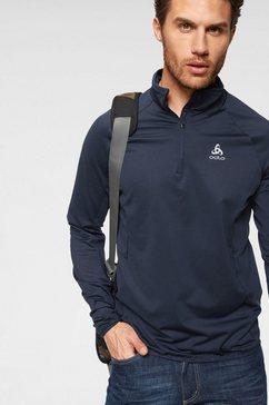 odlo functioneel shirt »carve light« blauw