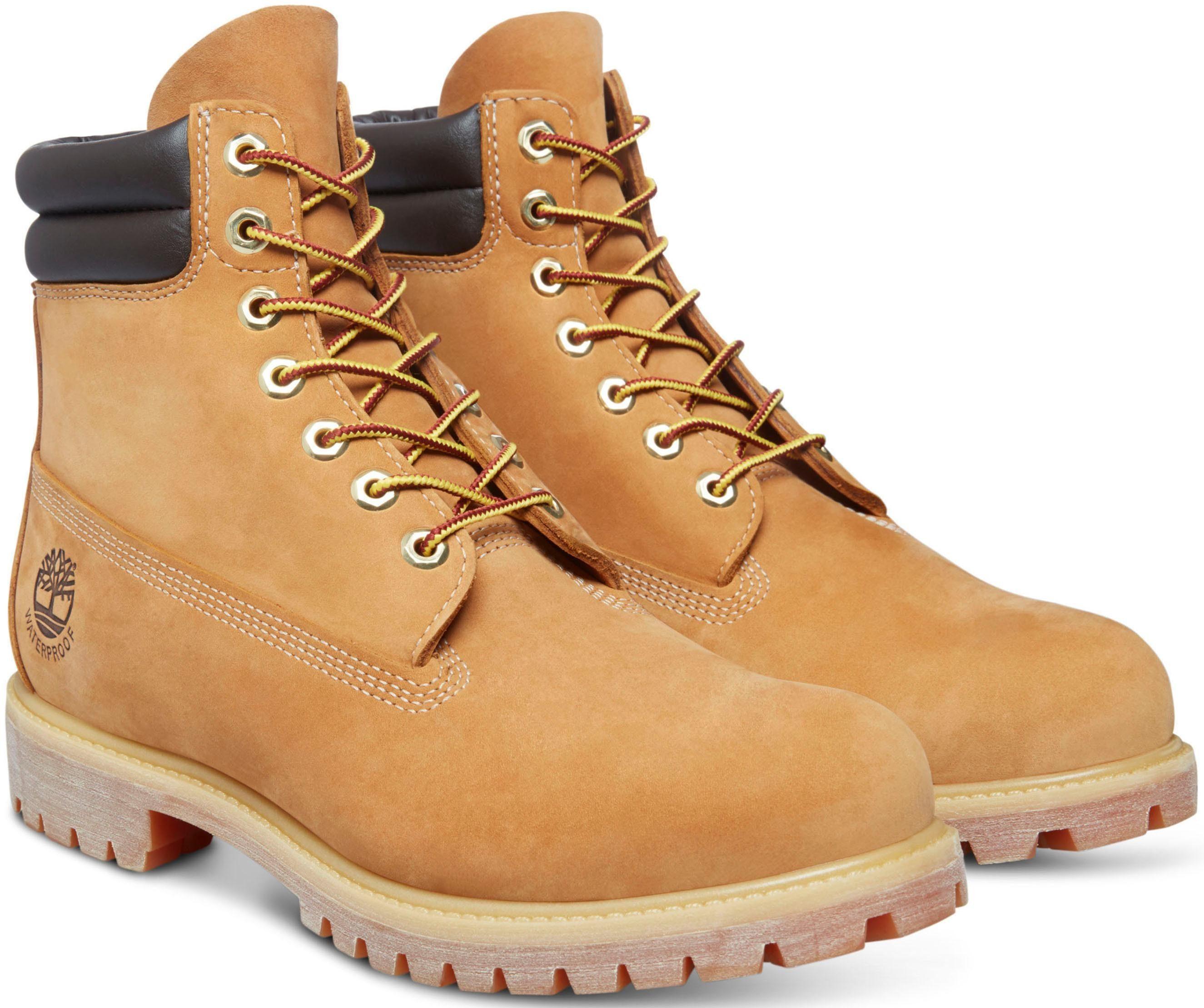 hoge veterschoenen »6 in Double Collar Boot«