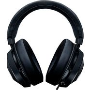 razer »kraken black headset« gamingheadset (met snoer, externe microfoon) zwart