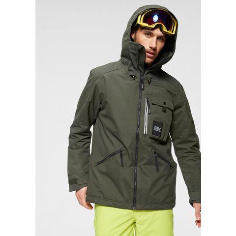 O'Neill ski-jack donkergroen