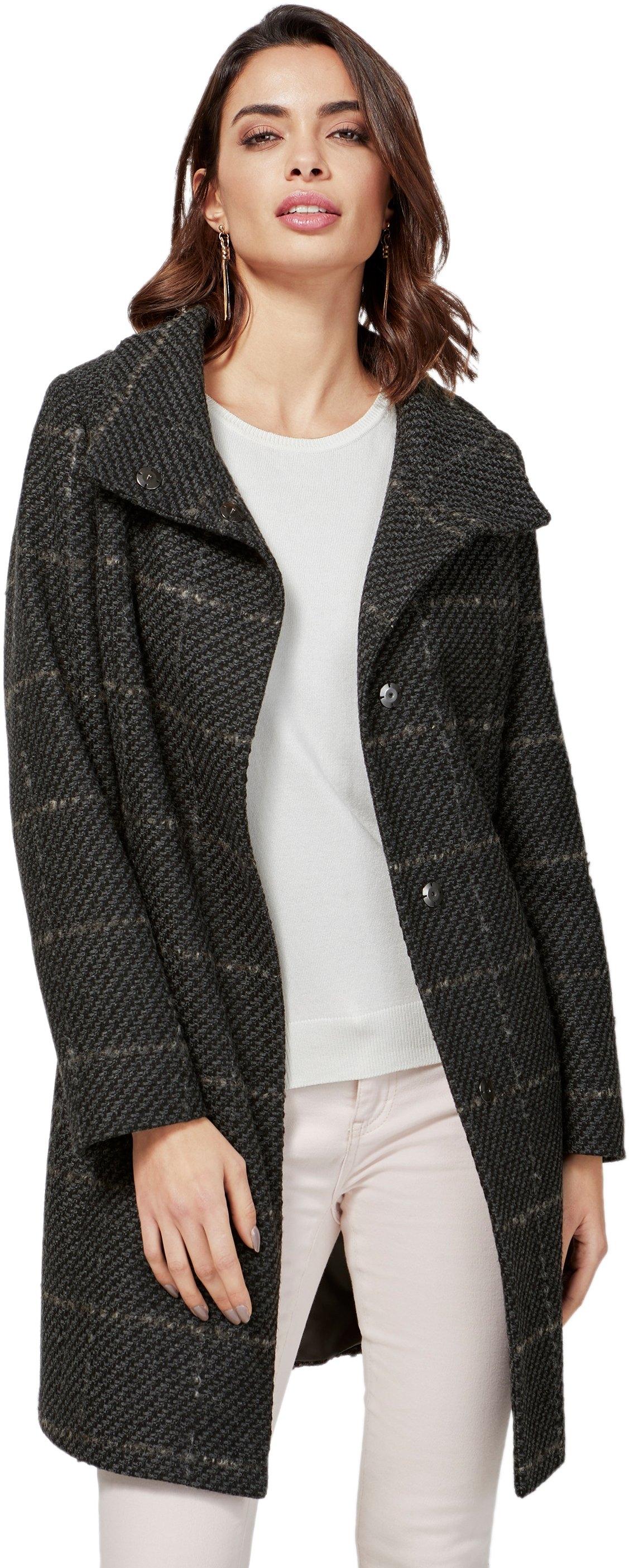 Op zoek naar een Création L jas met trendy ruitmotief? Koop online bij OTTO