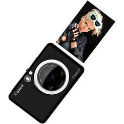 canon »zoemini s« instant camera (8 mp, bluetooth nfc) zwart