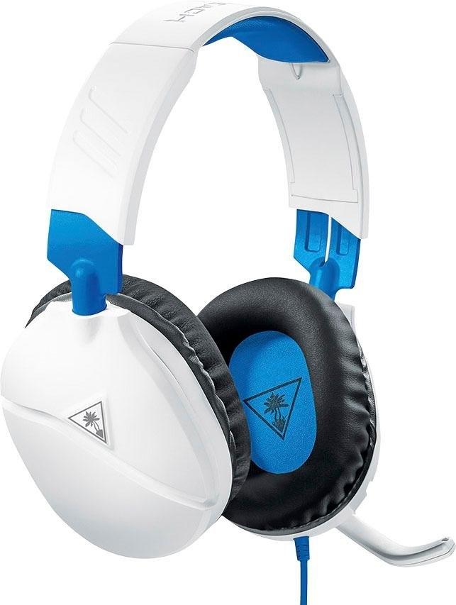 Turtle Beach »RECON 70 P voor PS4 Pro en PS4 (white)« gamingheadset (snoer, inklapbare microfoon) bij OTTO online kopen