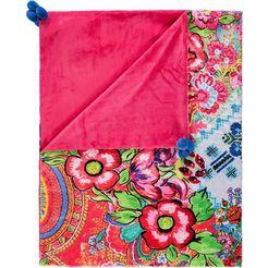 happiness plaid »zaira«, happiness roze