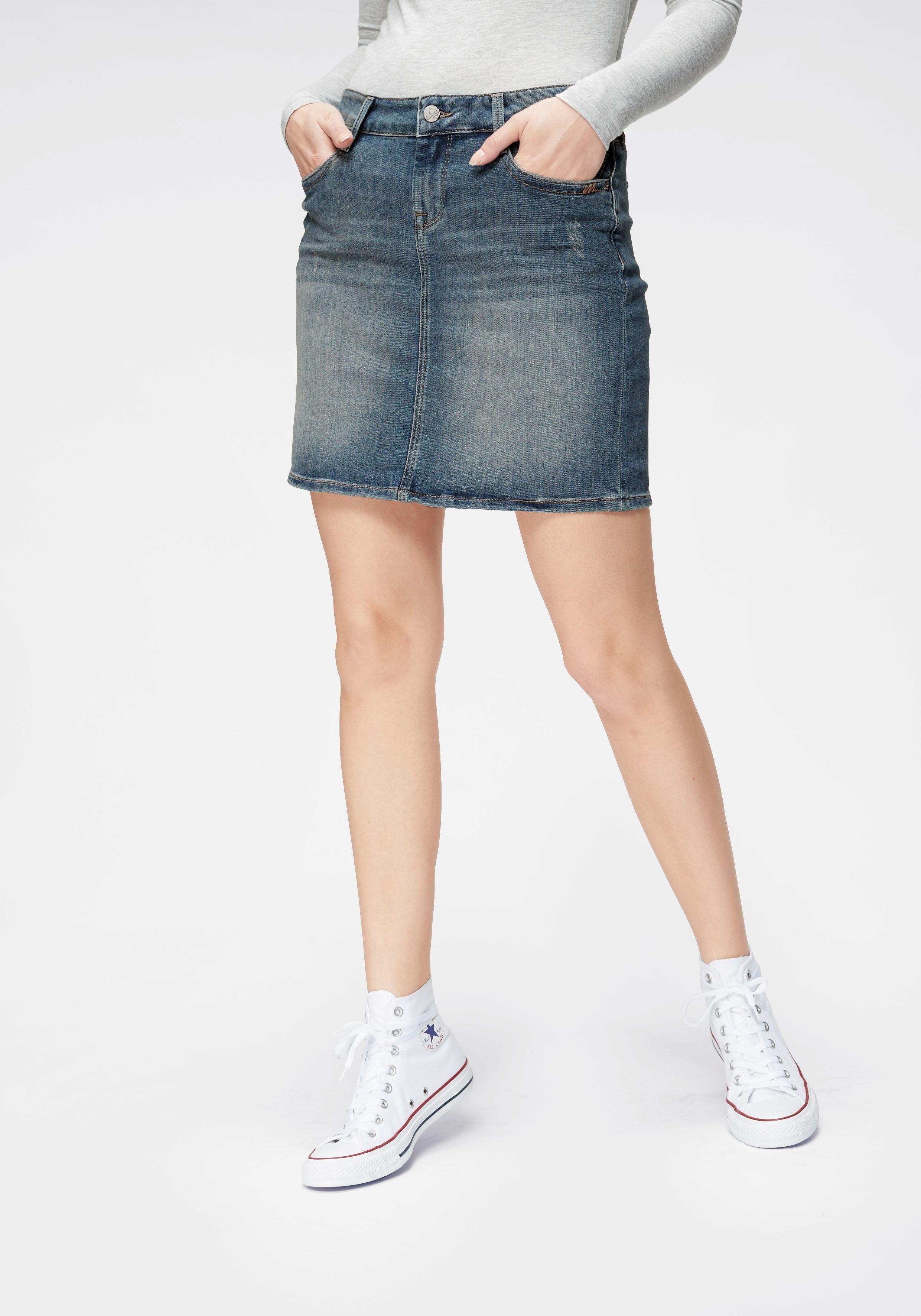 Mavi jeansrok »ALICE« in de webshop van OTTO kopen