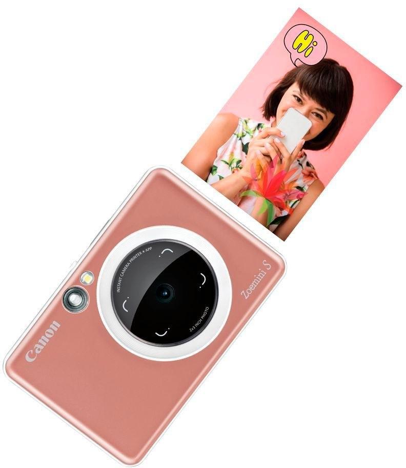 Canon »Zoemini S« instant camera (8 MP, bluetooth NFC) voordelig en veilig online kopen