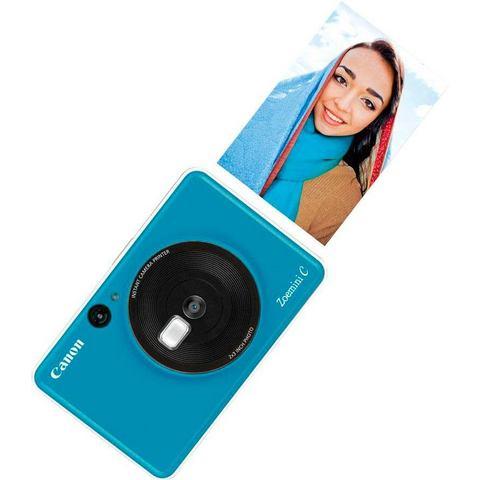 Canon Zoemini C instant camera Seaside Blue