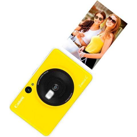 Canon Zoemini C instant camera Bumblebee Yellow