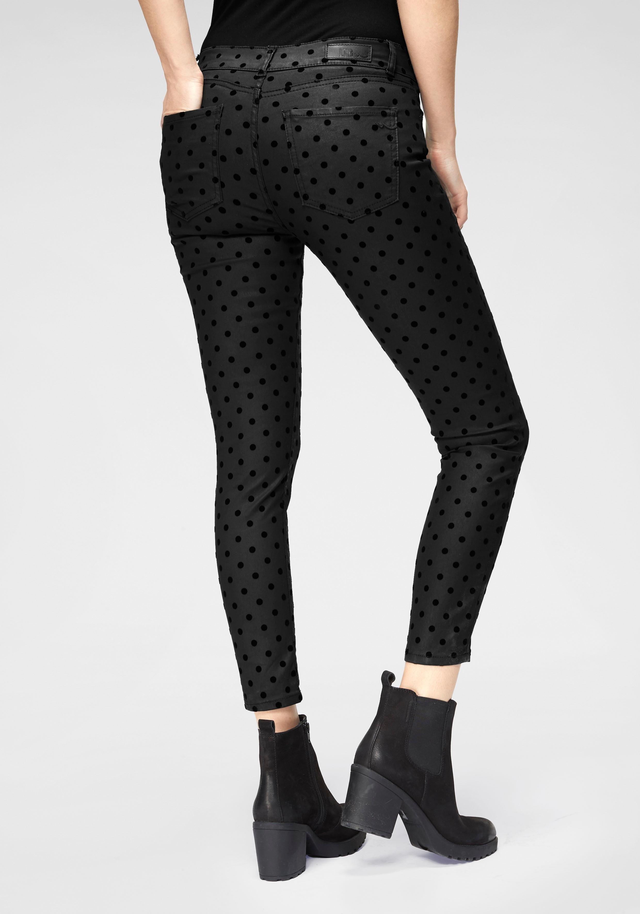 LTB skinny jeans »LONIA« goedkoop op otto.nl kopen