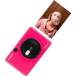 canon »zoemini c« instant camera (5 mp) roze