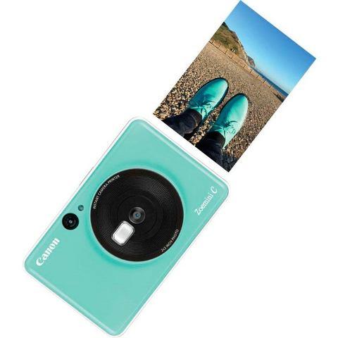 Canon Zoemini C instant camera Mint Green