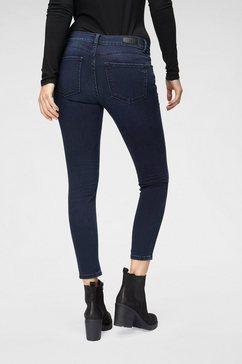 ltb skinny jeans »lonia« blauw