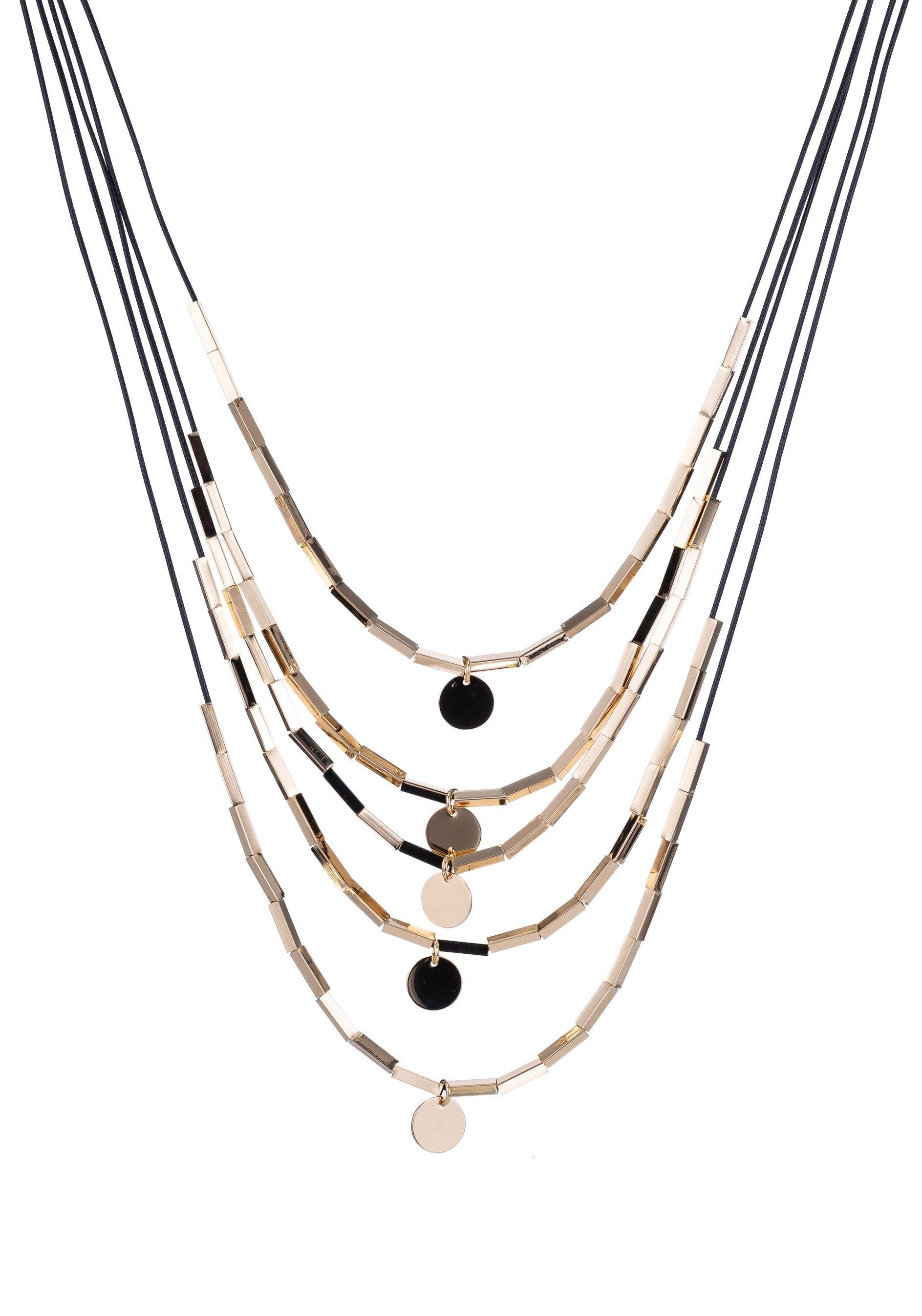 J JAYZ J.Jayz ketting met hanger »In waterval-look« nu online bestellen