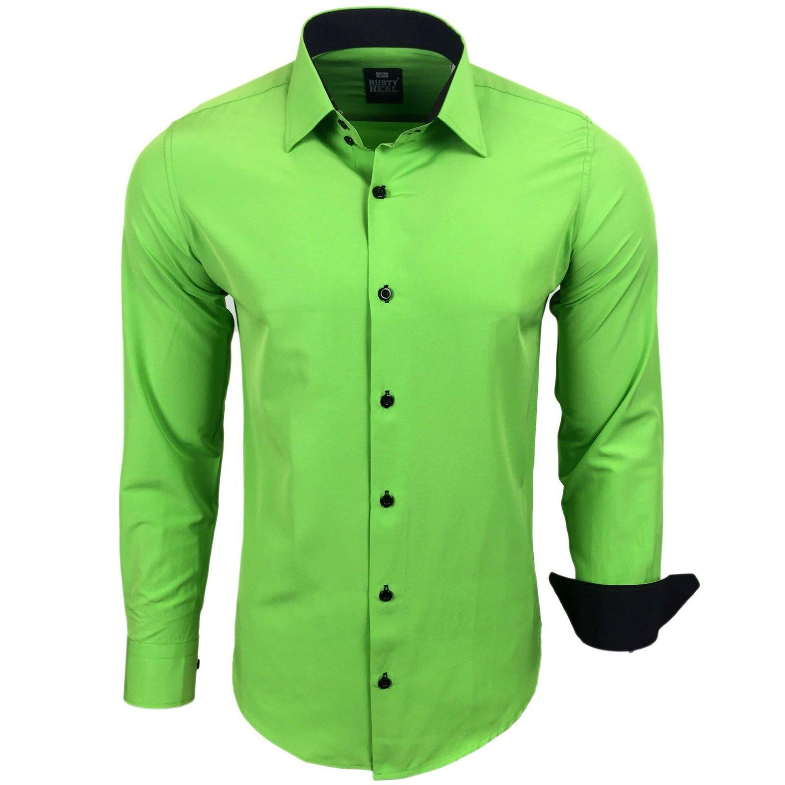 Mintgroen Heren Overhemd.Overhemden Online Kopen Grote Collectie Otto