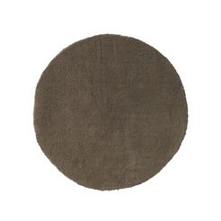 hoogpolig karpet beige
