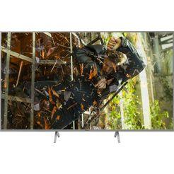panasonic tx-43gxw904 led-tv (108 cm - 43 inch), 4k ultra hd, smart-tv zilver