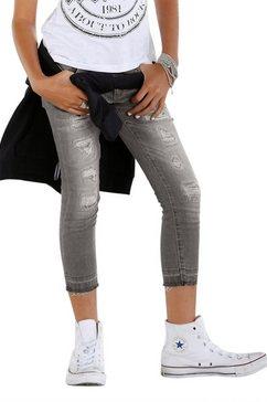 arizona 7-8 jeans grijs