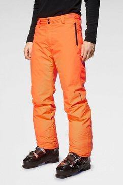 brunotti skibroek »gobi s« oranje