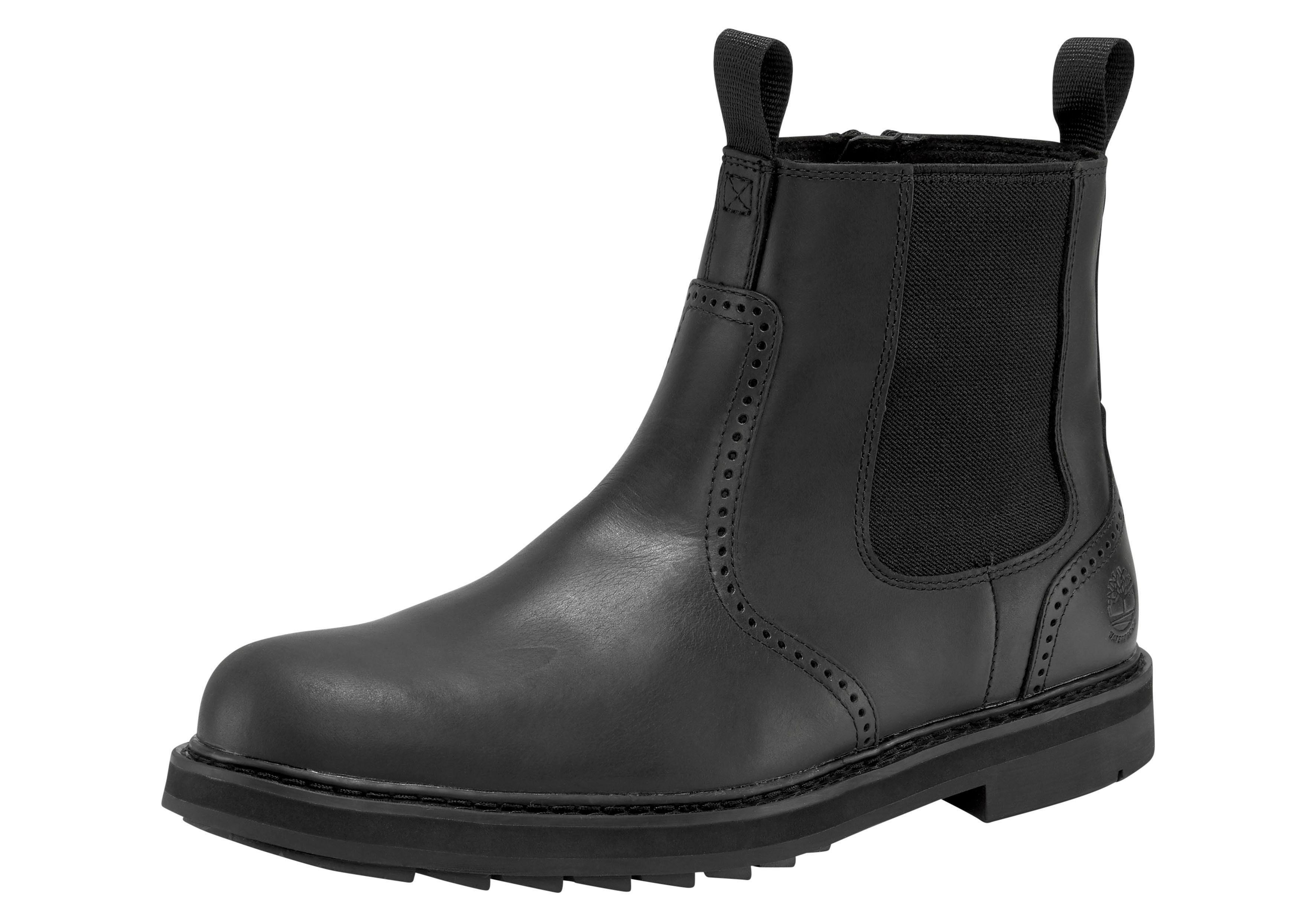 Timberland Chelsea boots »Squall Canyon Brog WP Chl«