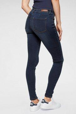 tom tailor denim skinny fit jeans blauw