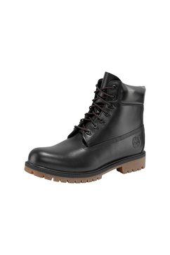 timberland hoge veterschoenen »6 inch heritage boot« zwart