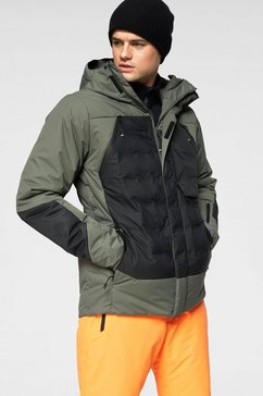 brunotti ski-jack »spark« groen