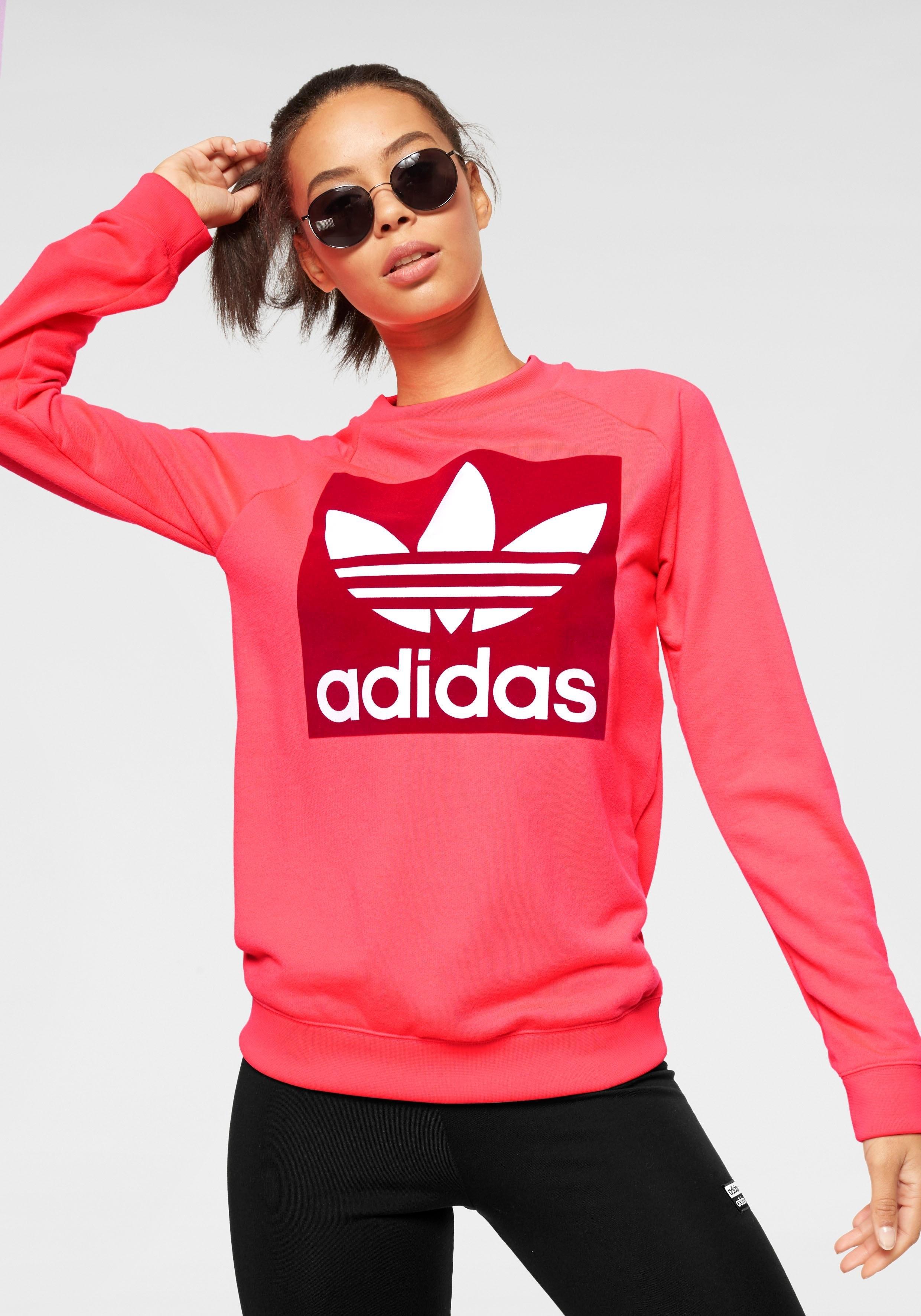 Op zoek naar een adidas Originals sweatshirt »Trefoil Crew«? Koop online bij OTTO