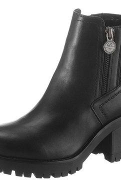 dockers by gerli chelsea-boots zwart