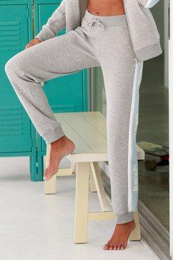 bench. sweatpants grijs