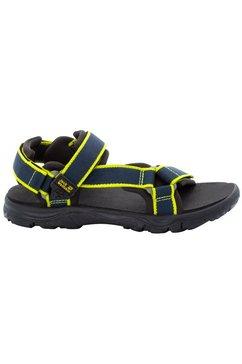jack wolfskin sandalen »ocean view sandal k« blauw