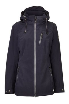 g.i.g.a. dx by killtec softshell-jack »solena« blauw